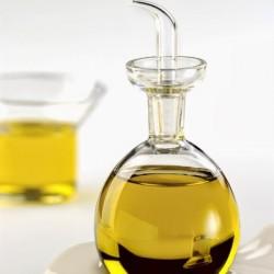 Masaje con aceites calientes
